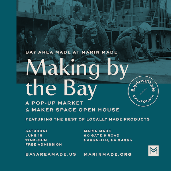 Making by the Bay