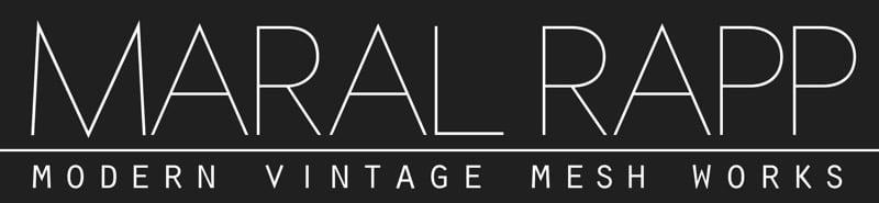 Maral Rapp | Modern Vintage Mesh Works